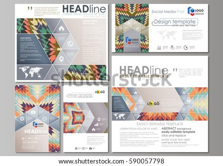 modern flyers brochure magazine cover annual stock vector 398067523 shutterstock. Black Bedroom Furniture Sets. Home Design Ideas
