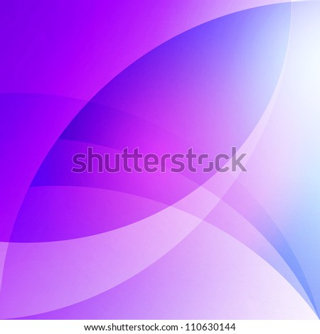 Soft Abstract Background - Pink and Purple - stock vector