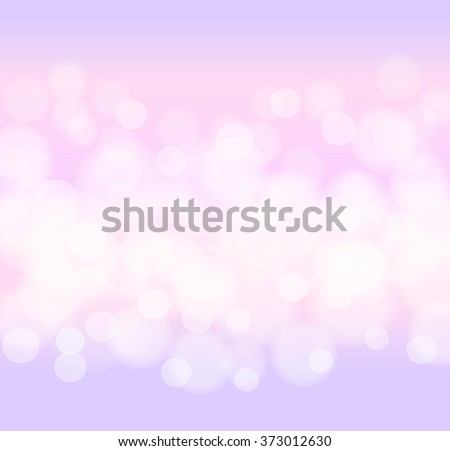 soft blurred pink background. vector - stock vector