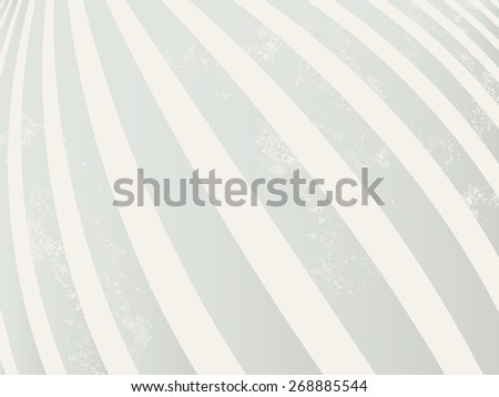 Soft vintage striped background - retro lines - stock vector
