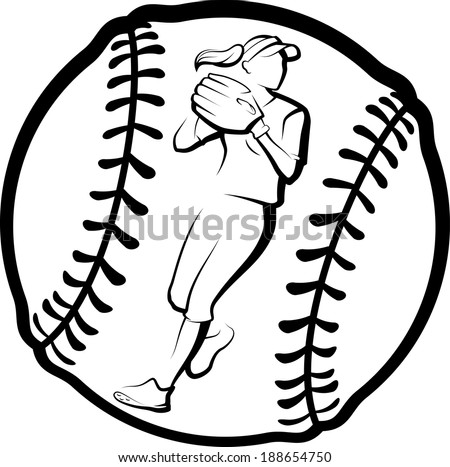 Softball Stock Images Royalty Free Images amp Vectors Shutterstock