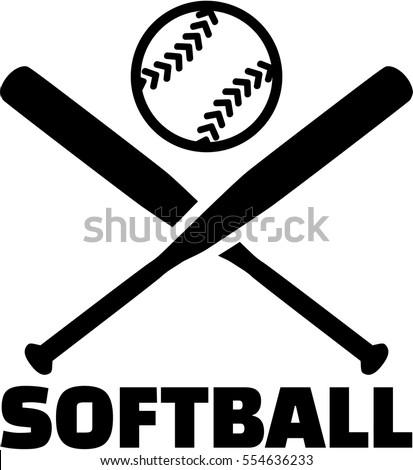 Softball Stock ...