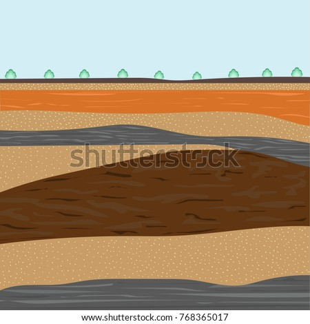 Geology stock images royalty free images vectors for Soil and geology