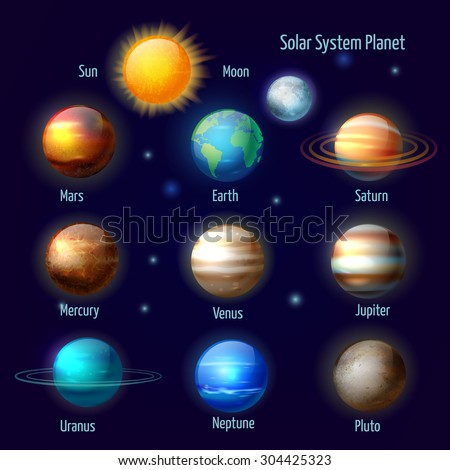 Diagram Of The 8 Planets Electrical Work Wiring Diagram
