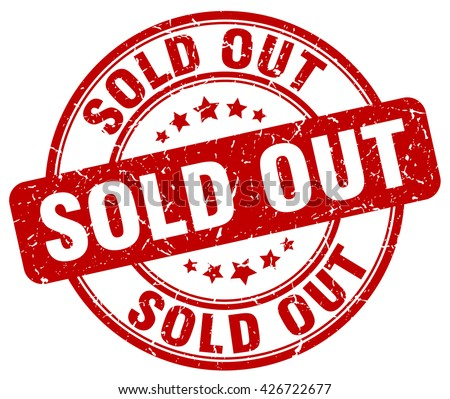 sold out red grunge round vintage rubber stamp.sold out stamp.sold out round stamp.sold out grunge stamp.sold out.sold out vintage stamp.