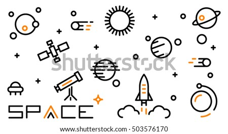 Rocket vector stock images royalty free images vectors for Space planning app