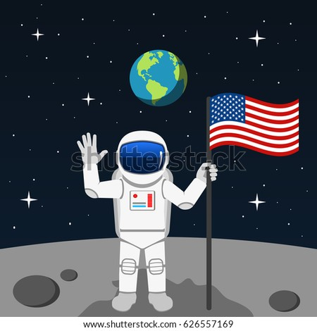 neil armstrong name animated - photo #12