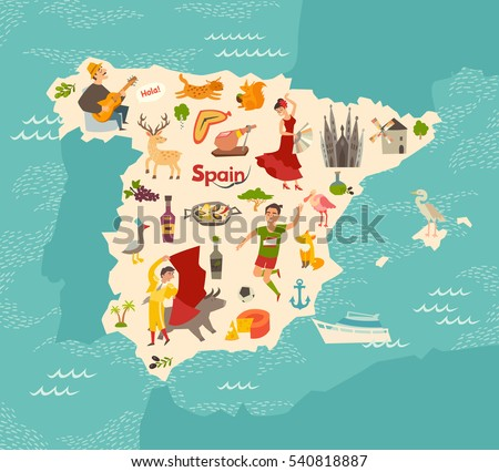Spain Stock Images, Royalty-Free Images & Vectors