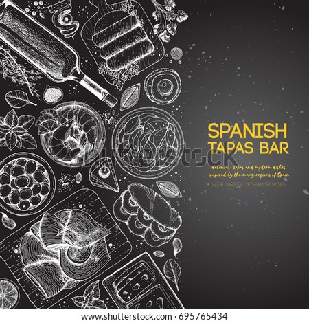 tapas menu template - cristiano ronaldo stock images royalty free images