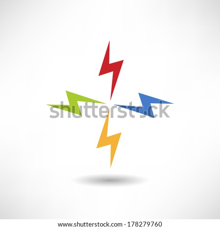 electric spark stock images royaltyfree images amp vectors