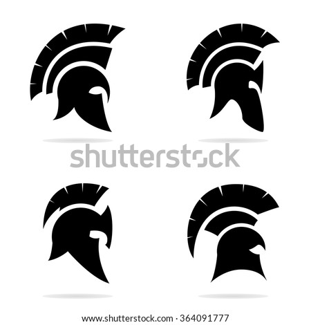 Stock images royalty free images vectors shutterstock for Spartan mask template