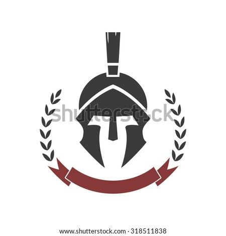 Spartan helmet logo bing images for Spartan mask template