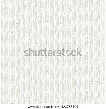 Speckled striped grey background. Abstract vector. - stock vector