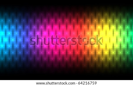 spectrum background. EPS 10