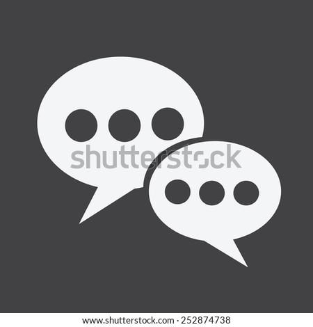 Speech Bubble ,   bubbles,  thought bubble,  speech bubbles vector,  speech bubble icon,  speech, Speech bubble icons - stock vector