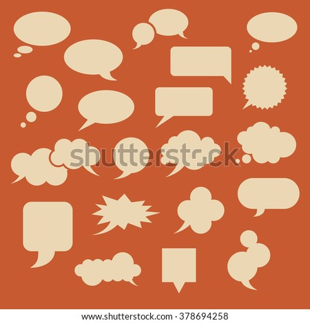 Speech bubble Icon, Speech bubble Icon Eps10, Speech bubble Icon Vector, Speech bubble Icon Eps, Speech bubble Icon Jpg, Speech bubble Icon Picture, Speech bubble Icon Flat, Speech bubble Icon Web, - stock vector