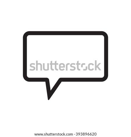 Speech bubble Icon Vector. Speech bubble Icon JPEG. Speech bubble Icon Art. Speech bubble Icon Image. Speech bubble Icon JPG. Speech bubble Icon EPS. Speech bubble Icon AI. Speech bubble Icon Drawing - stock vector
