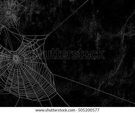 how to make realistic spider webs
