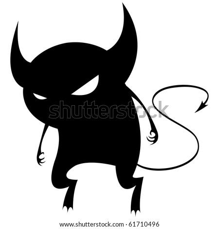 Resultado de imagen para pic of a black devil