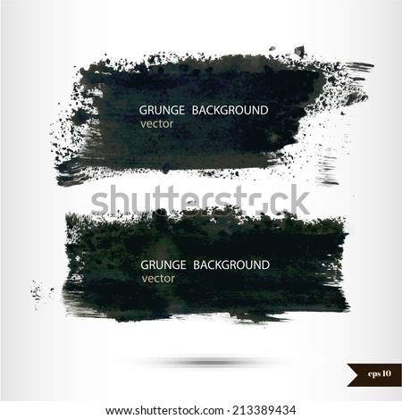 Splash banner. Watercolor background. Grunge background. Vintage background. Texture background. Hand drawn background with place for your text