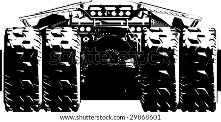 Sport Car Vector 03 - stock vector