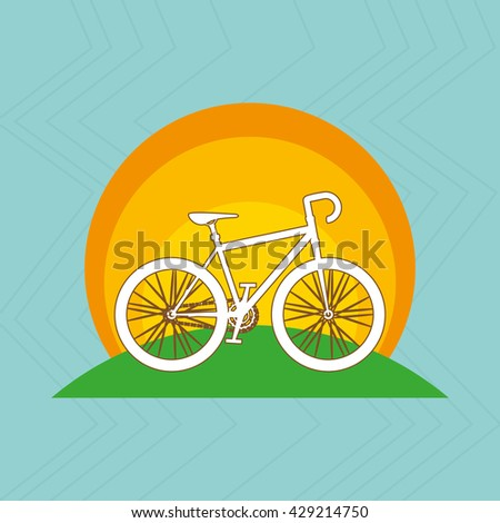 sport cycling design