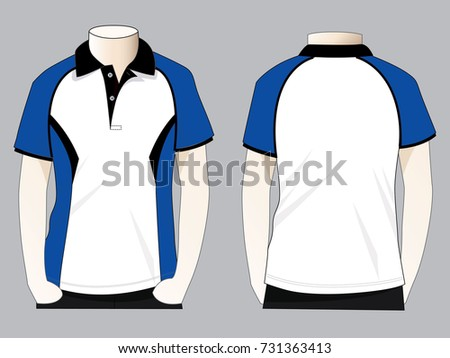 Stock images royalty free images vectors shutterstock for Polo shirt uniform design