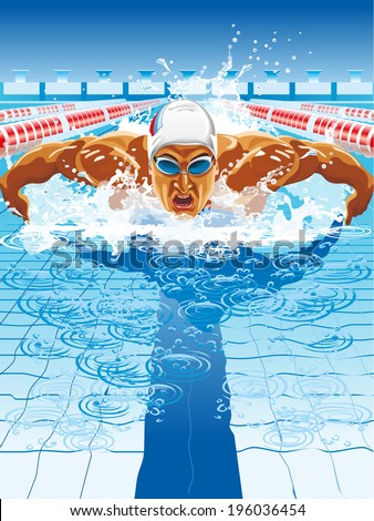 how to swim butterfly stroke