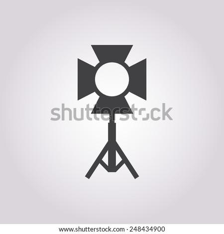 Spotlight Icon Vector. Spotlight Icon Simple. Spotlight Icon Black. Spotlight Icon App. Spotlight Icon Web. Spotlight Icon Logo. Spotlight Icon Sign. Spotlight Icon Symbol. Spotlight Icon Object. - stock vector
