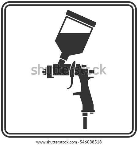 Spray Gun Stock Images Royalty Free Images Amp Vectors