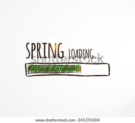 Spring loading executive stock options