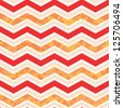 Spring Summer 2013 Chevron Camouflage Melange Seamless Background Pattern - stock vector