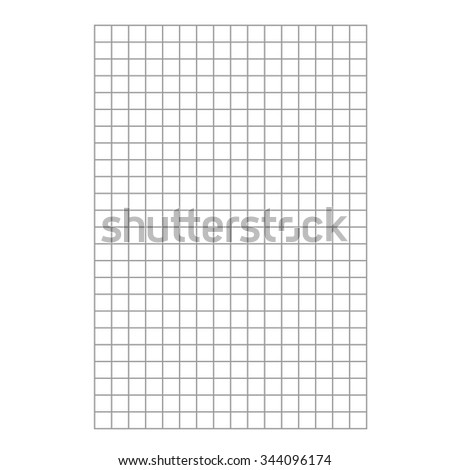 square mesh. vector illustration