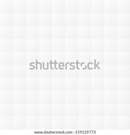 Square white texture. Seamless background, vector illustration.