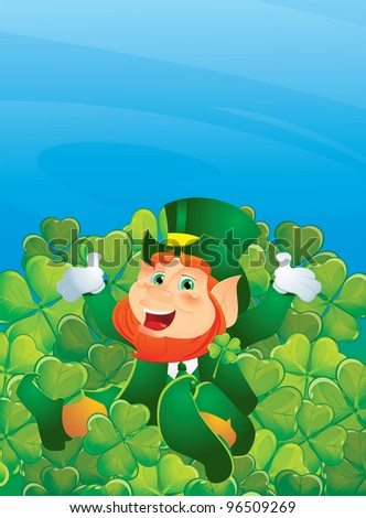 St. Patrick's - stock vector