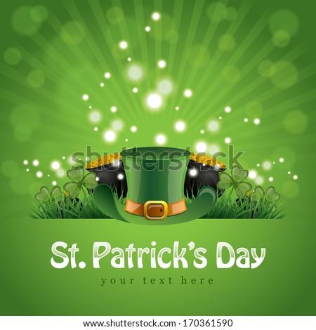 St. Patrick's Day - stock vector