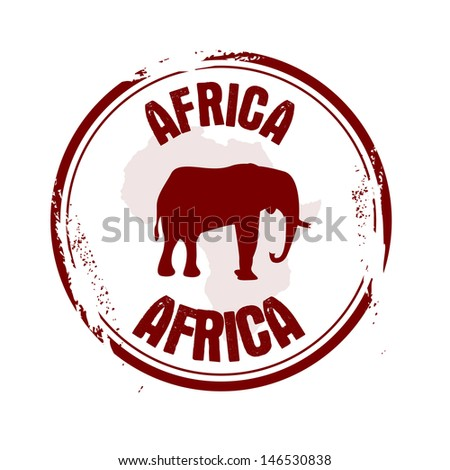 stamp Africa