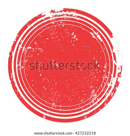 Stamp - Isolated On White Background - Vector Illustration, Graphic Design