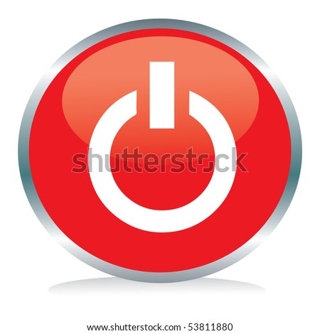 Stand by sign - stock vector