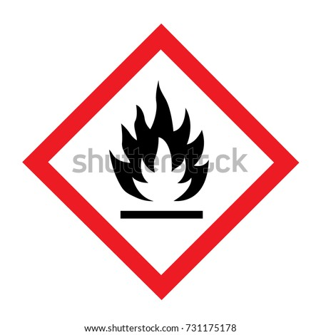 flammable stock images royaltyfree images amp vectors