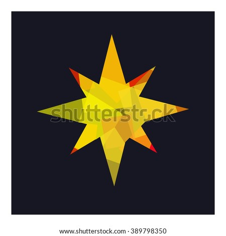 Star illustration.