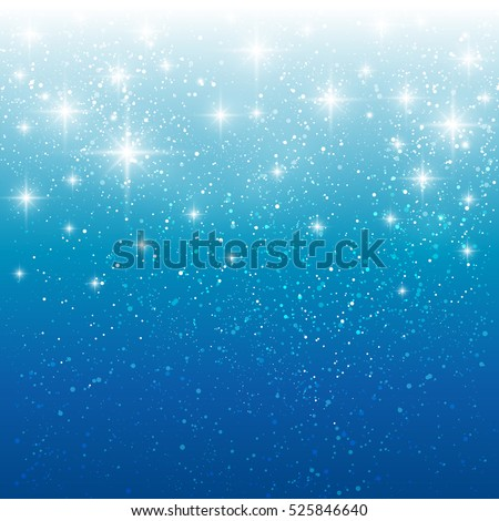 Starry background for Your design