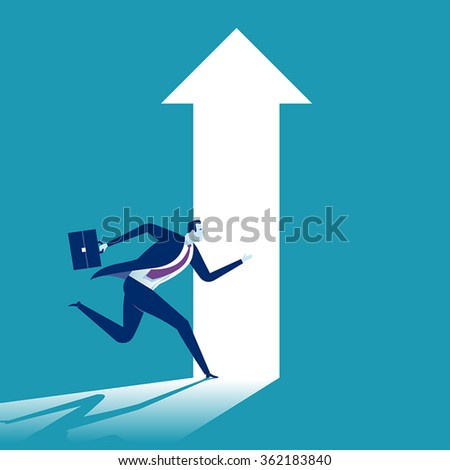 Start Up. Concept business illustration - stock vector
