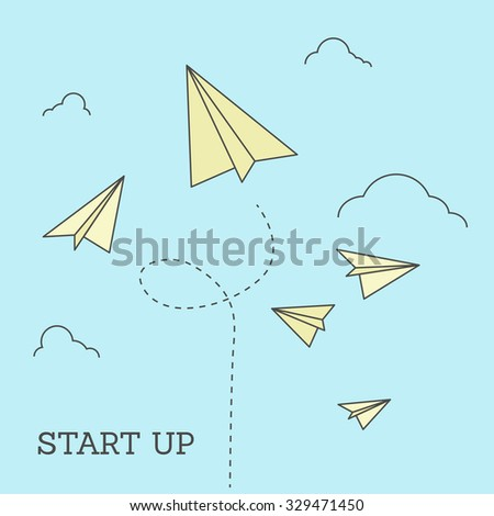 startup concept, outline business concept