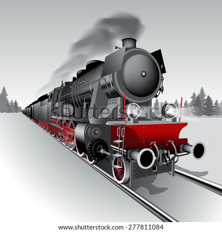 Steam Train Stock Photos, Images, & Pictures | Shutterstock