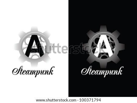 Steampunk - stock vector