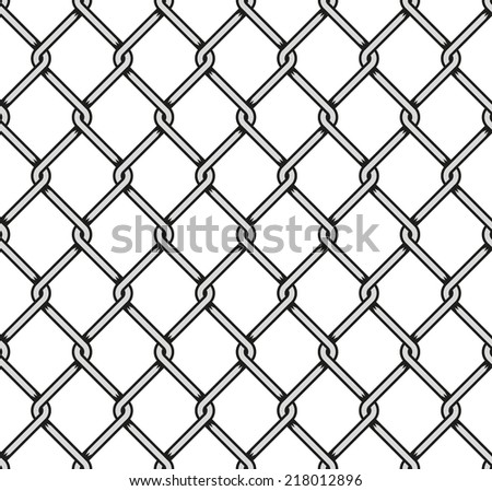 Steel Wire Mesh Seamless Background Vector Stock Vector (2018 ...