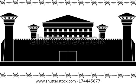 Prison Building Stock Images Royalty Free Images