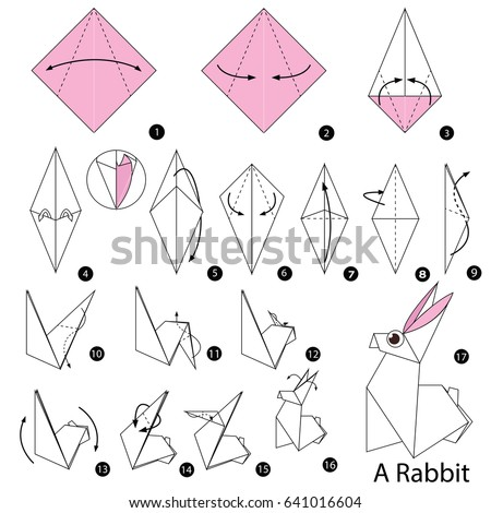 origami animals stock images royaltyfree images