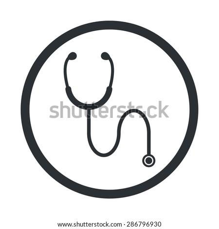 Stethoscope Icon. Stethoscope Icon Vector. Stethoscope  Icon Simple. Stethoscope Icon App. Stethoscope Icon Web. Stethoscope Icon Logo. Stethoscope Icon Sign. Stethoscope Icon UI.  - stock vector